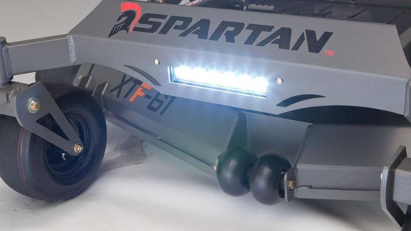 """SPARTAN OEM FULL BEAM 10"""" LED LIGHT KIT  # 486-0052-00"""