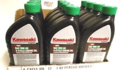 CASE OF KAWASAKI K TECH 10W40 ENGINE OIL