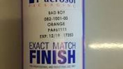 BAD BOY OEM TOUCH UP PAINT # 082-1001-00