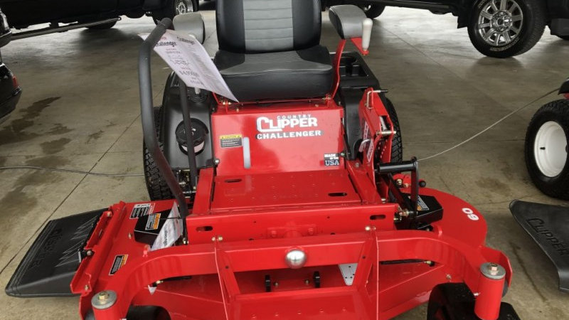 2021 COUNTRY CLIPPER CHALLEGER D505 SERIES MOWER