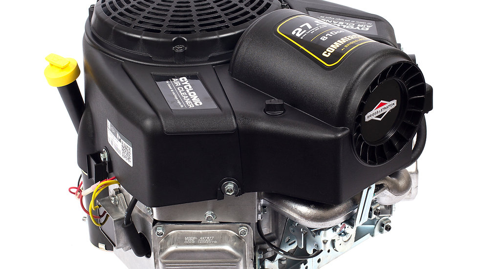 BRIGGS & STRATTON 49T877-0004-G1 27 GHP VERTICAL SHAFT COMMERICAL ENGINE