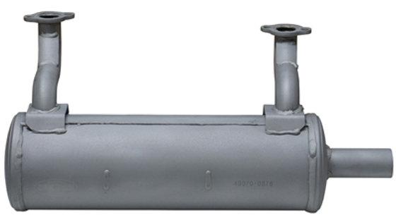 KAWASAKI OEM MUFFLER FITS FX651V / FX691V / FX730V LOW MOUNT