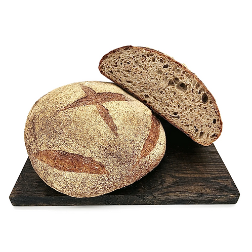 Small Wholemeal Sourdough