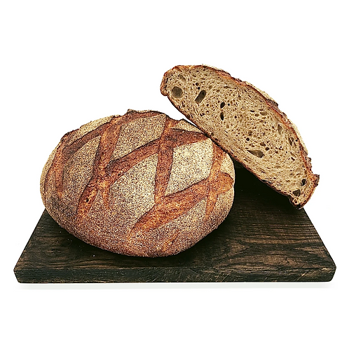 Medium Rye Sourdough