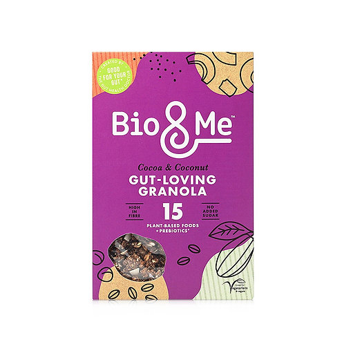 Bio & Me Cocoa & Coconut Probiotic Granola