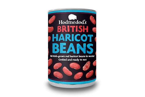 Hodmedod's Red Haricot Beans in Water