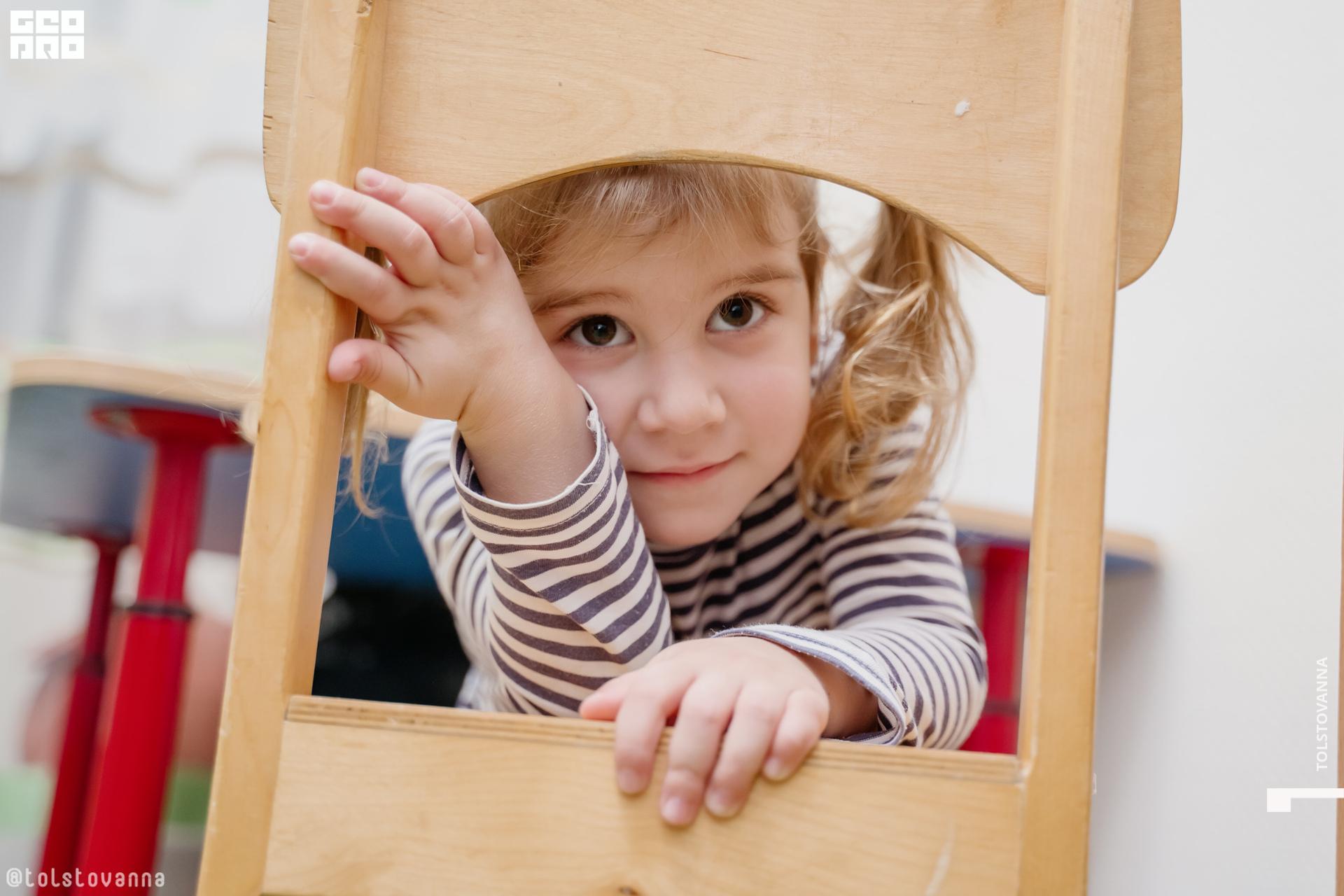 Один день из жизни частного детского сад
