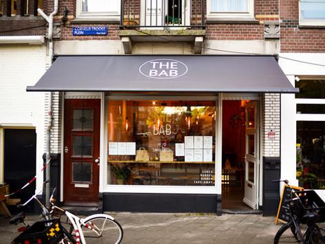 THE BAB de Pijp is now open!!