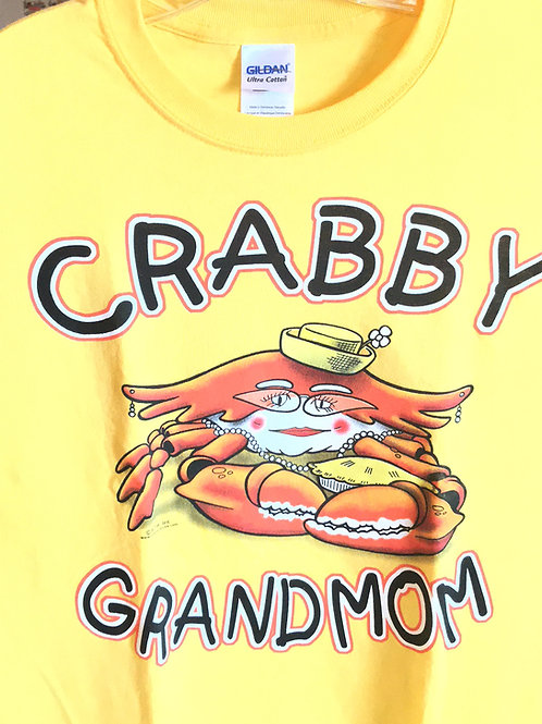 Crabby Grandmom