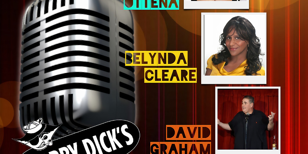 Comedy Night at Crabby Dicks - July