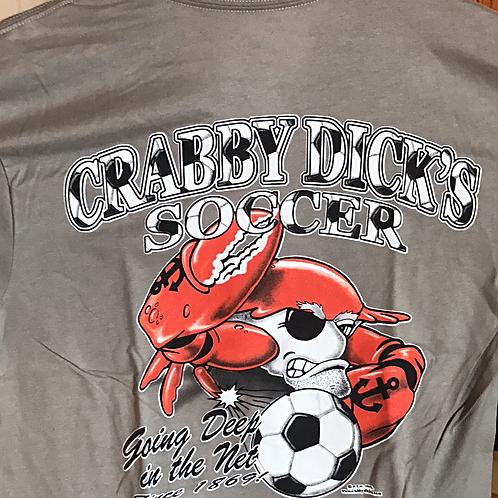 Crabby Soccer Tee