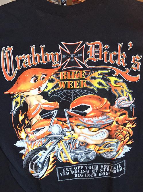 Crabby Dicks Bike Week