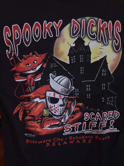Spooky Dicks Tee