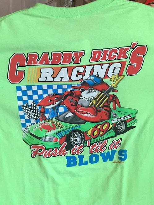 Crabby Racing Tee