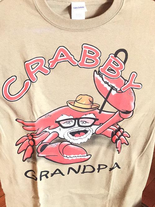 Crabby Grandpa