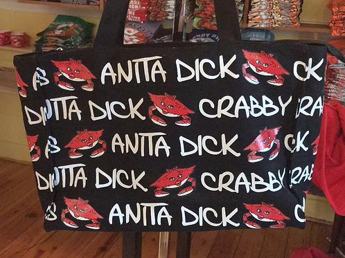 Anita Dick Tote Bag