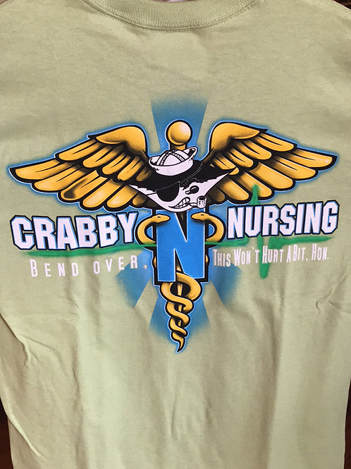 Crabby Nursing Tee