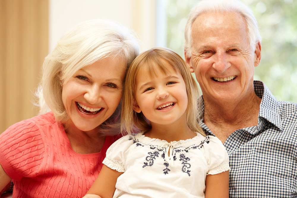 how to deal with the loss of a grandparent