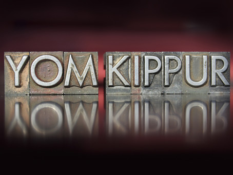 YOM KIPPUR HOLIDAY -- A Focus on Life and Death