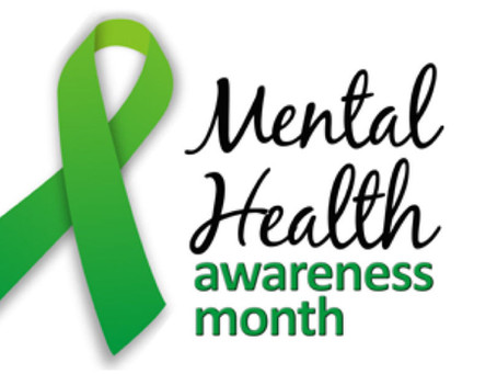 MAY IS MENTAL HEALTH AWARENESS MONTH__WHAT'S GRIEF GOT TO DO WITH IT???__