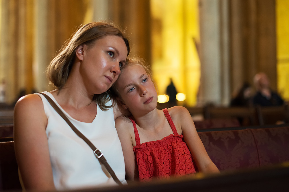 how to help a child deal with bereavement