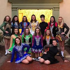 Our roaring ladies rocked their performa