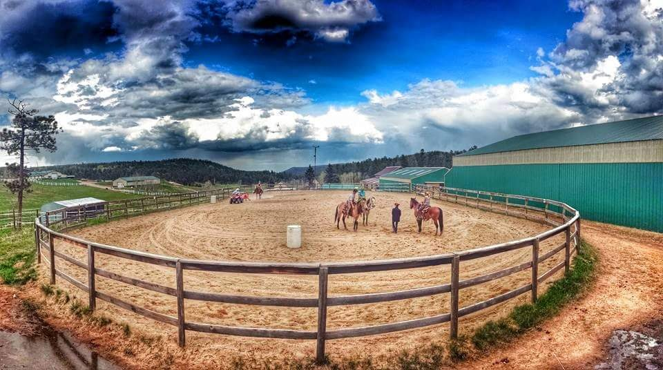 Old Glory Ranch Outdoor Arena