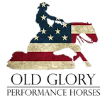 2019 Old Glory Performance Horses Logo S