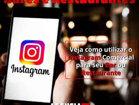 Instagram para Bares e Restaurantes