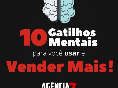 10 Gatilhos Mentais para você usar e VENDER MAIS!