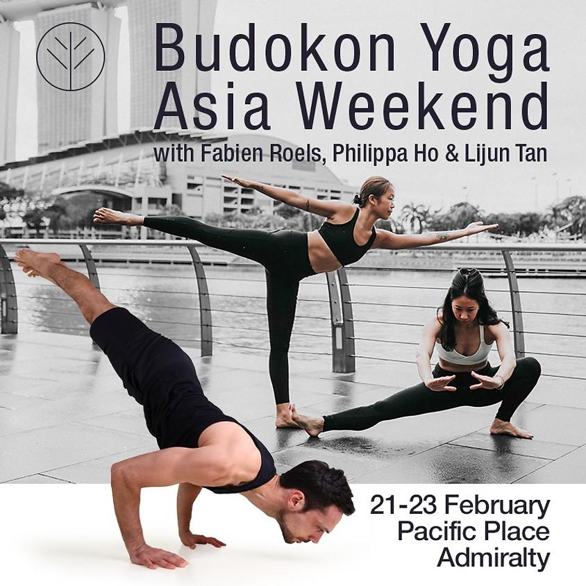 BDK Yoga Asia Weekend