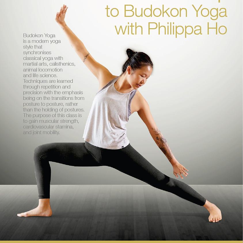 Introductory Workshop to Budokon Yoga