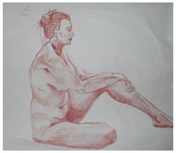 One Legged Woman,2014