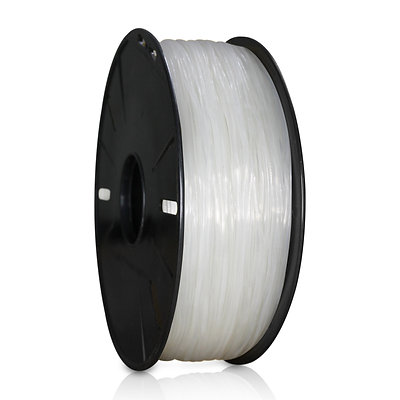 3D Printer TPU Filament Natural