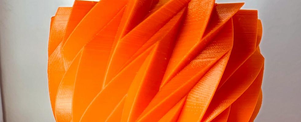 PLA Orange