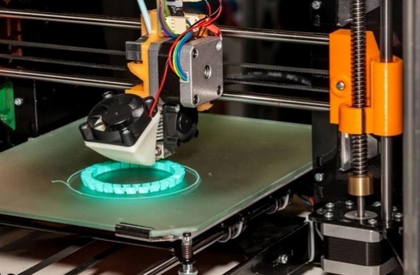 Speed setting of 3D printer