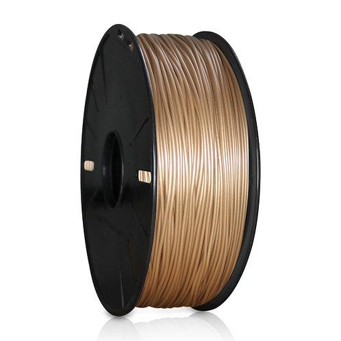 3D Printer PLA+ Filament - Brass