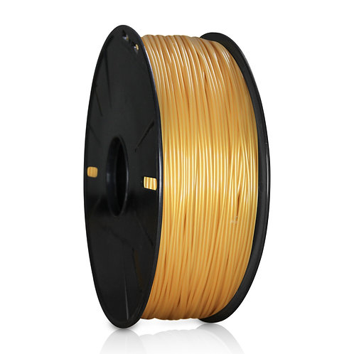 3D Printer PLA+ Filament - Gold