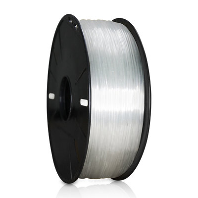 3D Printer PET-G Filament Natural