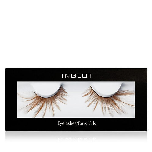 DECORATED FEATHEREYELASHES 27F/ PESTAÑAS DE PLUMAS INGLOT