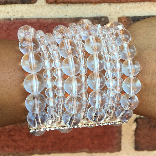 STACKED Crystal Clear
