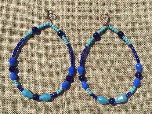 Afri BLUE Hoops