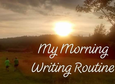 The Road to My Writing Routine