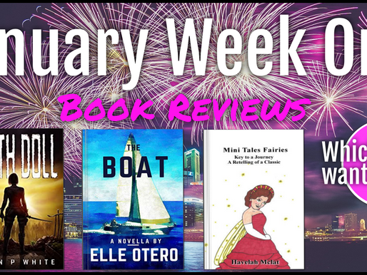 Books from January Week One