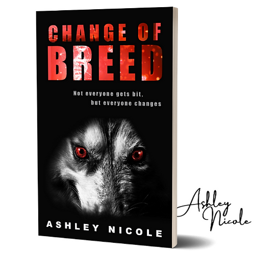 Change of Breed Signed Copy