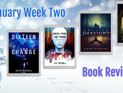Books from January Week Two