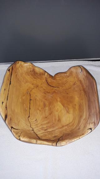 Pecan Wood Bowl
