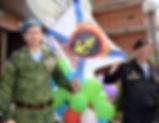 20.07.2018г.Открытие Центра.ВДВ и Морпех