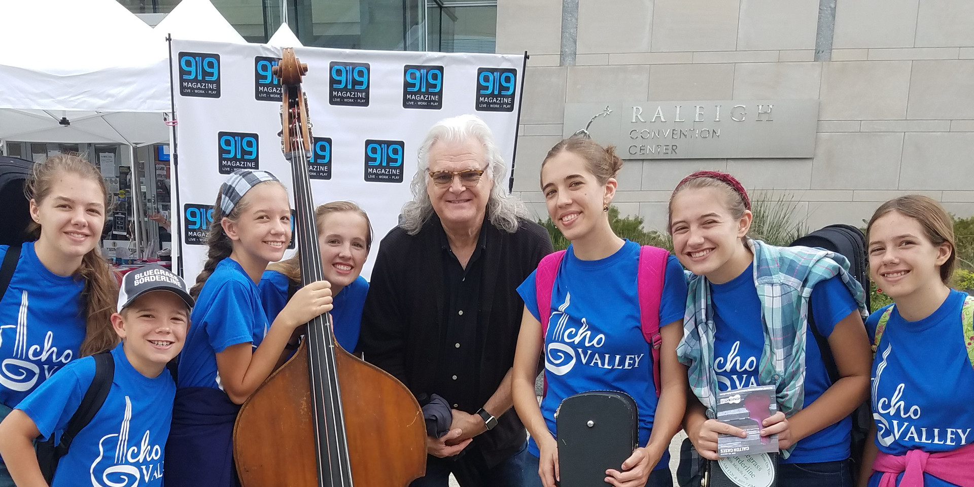 Ricky Skaggs with Echo Valley