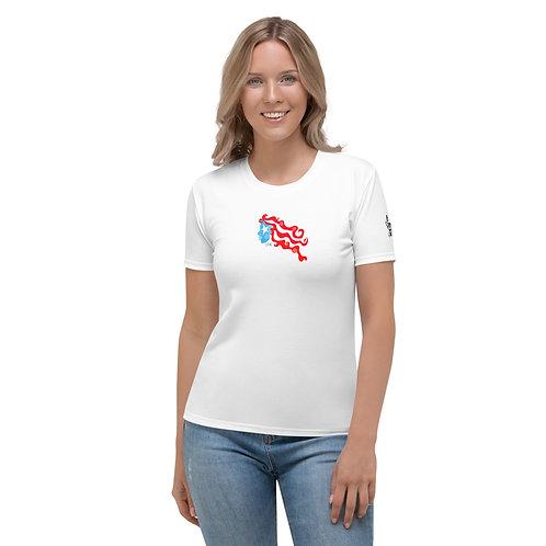 Women's T-shirt PRECIOSA TE LLAMAN